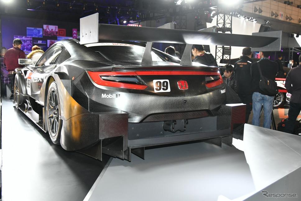 ホンダNSX-GT(東京オートサロン2020)《撮影 中野英幸》