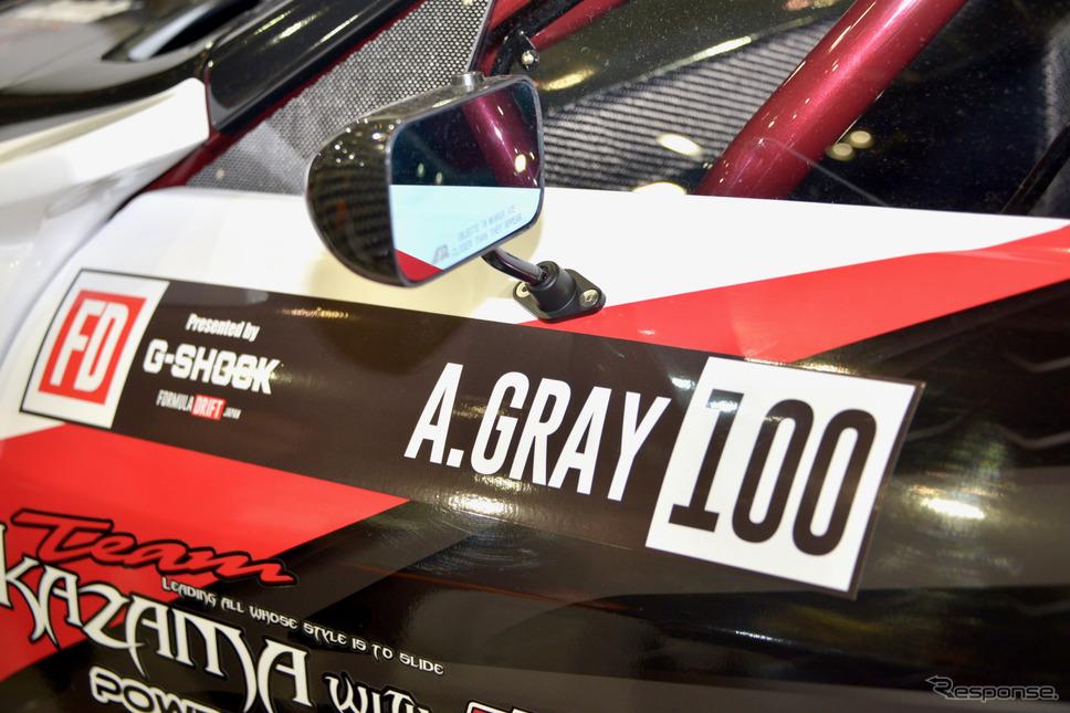 アンドリュー・グレイ選手のRC(東京オートサロン2020)《撮影 後藤竜甫》