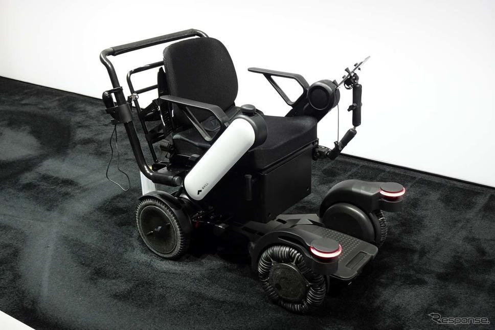 人の往来が多い場所でも、目的地まで、安全に安心して自律移動が可能なモビリティサービス「Robotic Mobility and Accessibility Solutions」