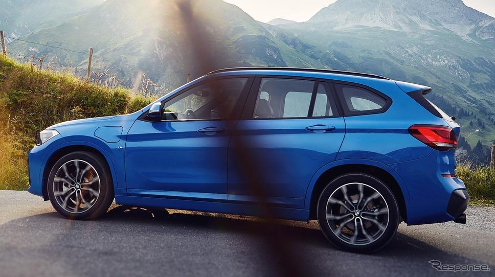 BMW X1 のPHV「X1 xDrive 25e」《photo by BMW》
