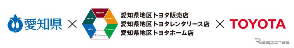 トヨタ自動車と愛知県オールトヨタ、愛知県と「地域活性化に関する包括連携協定」を締結《画像:トヨタ自動車》