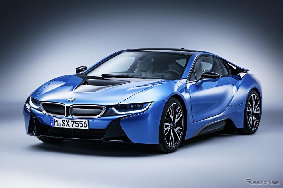 BMW i8《photo by BMW》
