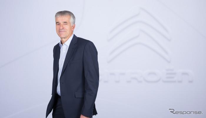シトロエンの新CEOに指名されたヴィンセント・コビー氏《photo by Citroen》