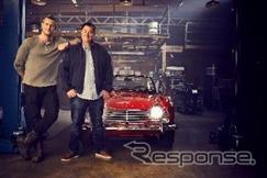 名車再生!クラシックカー・ディーラーズ シーズン14(c) Discovery Communications, LLC