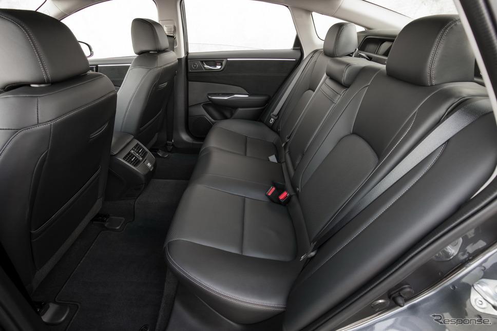 ホンダ・クラリティ PHEV の2020年モデル(米国仕様)《photo by Honda》