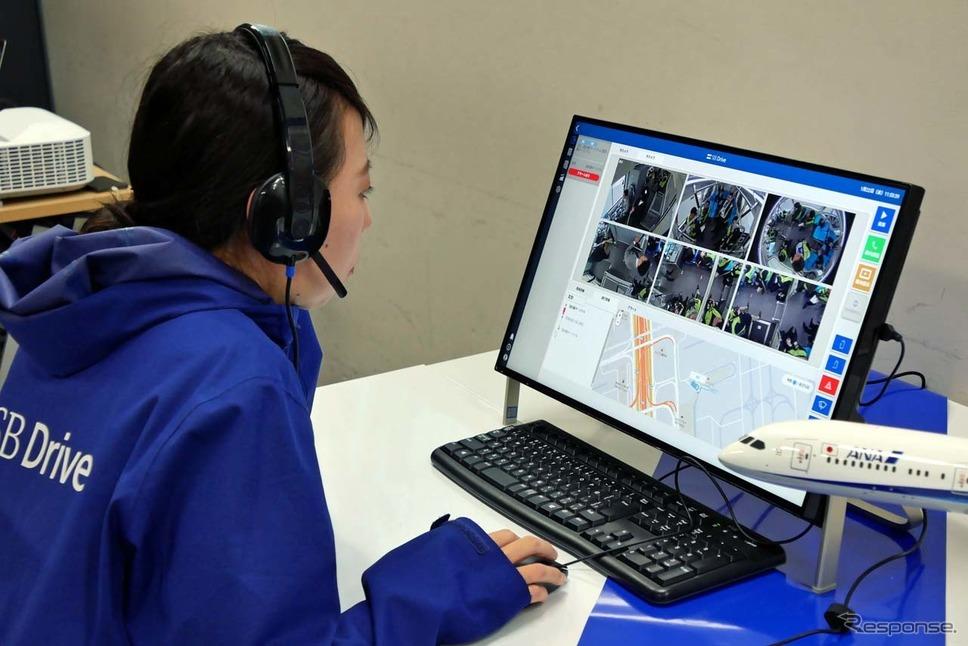 SBドライブが提供する遠隔監視ステム「ディスパッチャー」