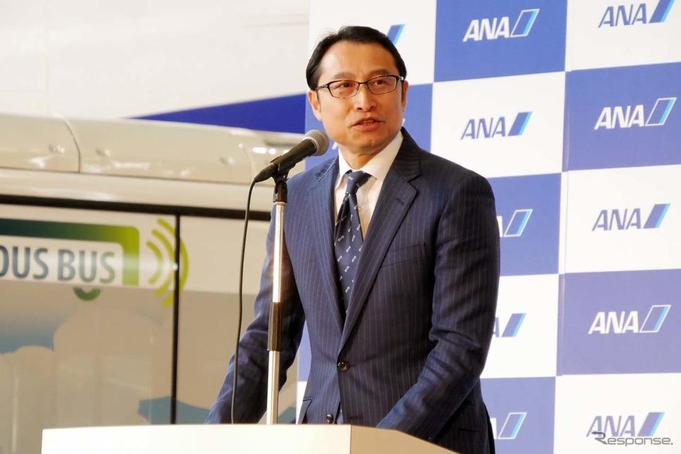 ビーワイディージャパンの劉学亮社長「今後も公共交通の自動運転による素晴らしい社会の実現に貢献していく」