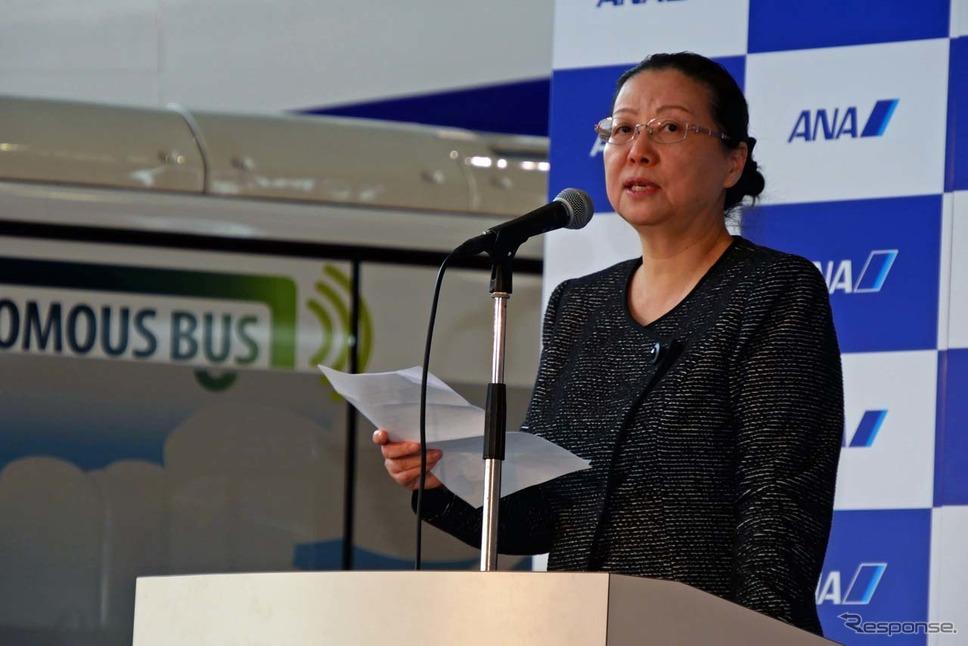 中国の郭燕駐日大使「新エネルギー車を通じて新時代の中日関係の協力関係の構築につながることを期待したい」