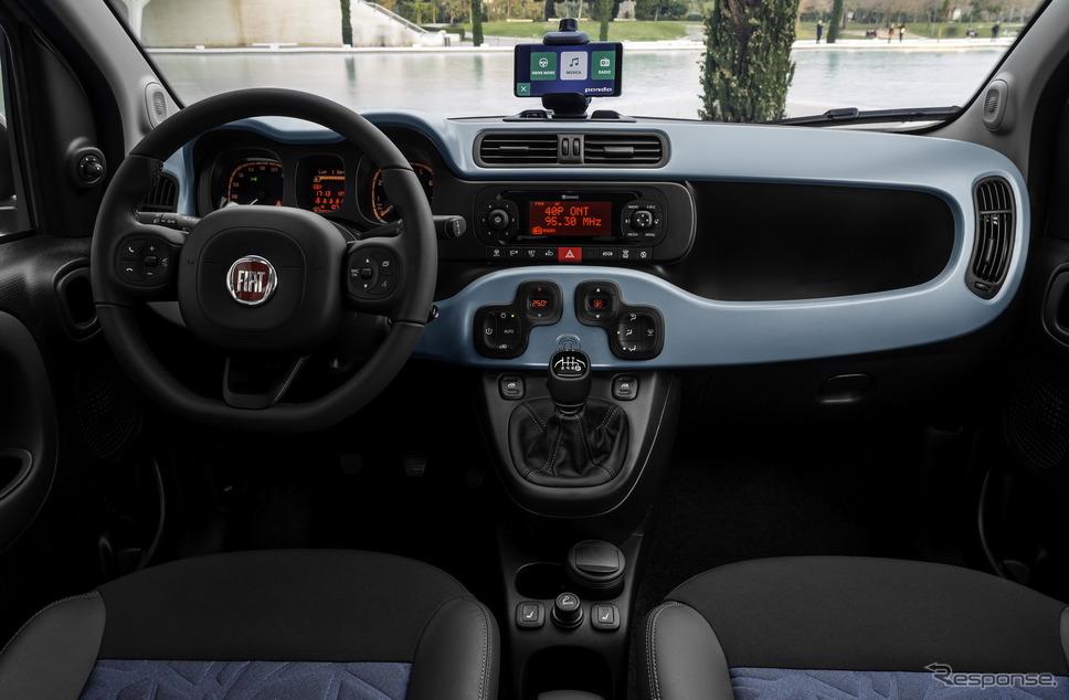 フィアット・パンダ・ハイブリッド《photo by Fiat》