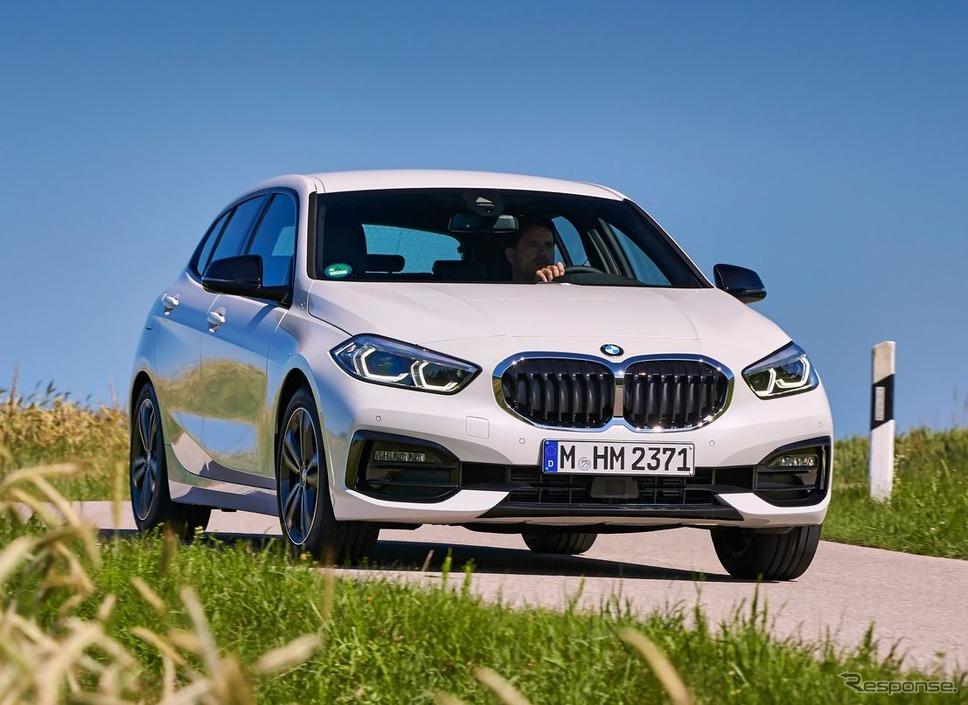 BMW 1シリーズ 新型の120d《photo by BMW》