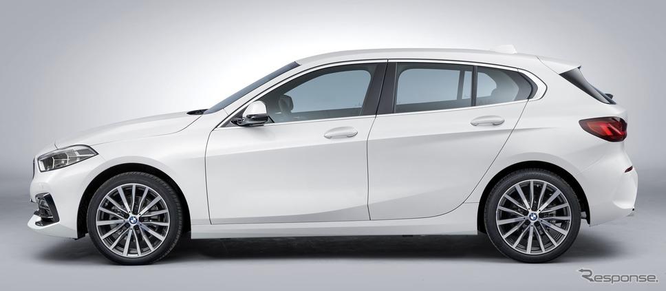 BMW 1シリーズ 新型《photo by BMW》