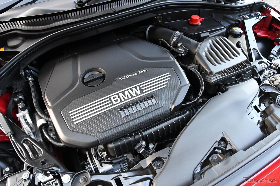 BMW 1シリーズ 新型(118i プレイ)《撮影 諸星陽一》