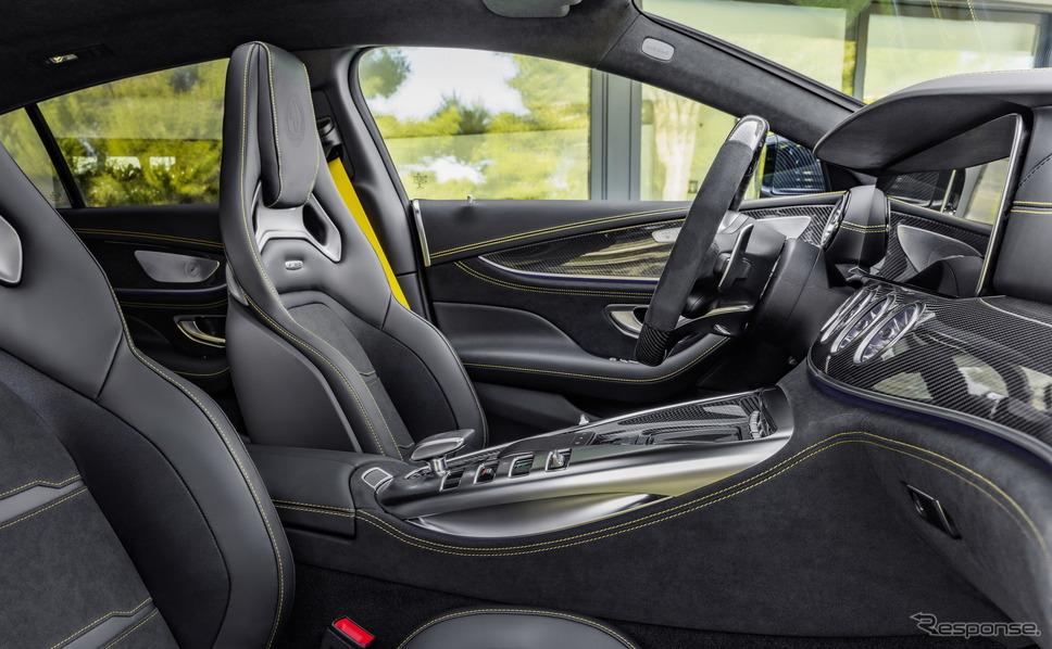メルセデスAMG GT 4ドアクーペ 63S 4MATIC+《photo by Mercedes-Benz》