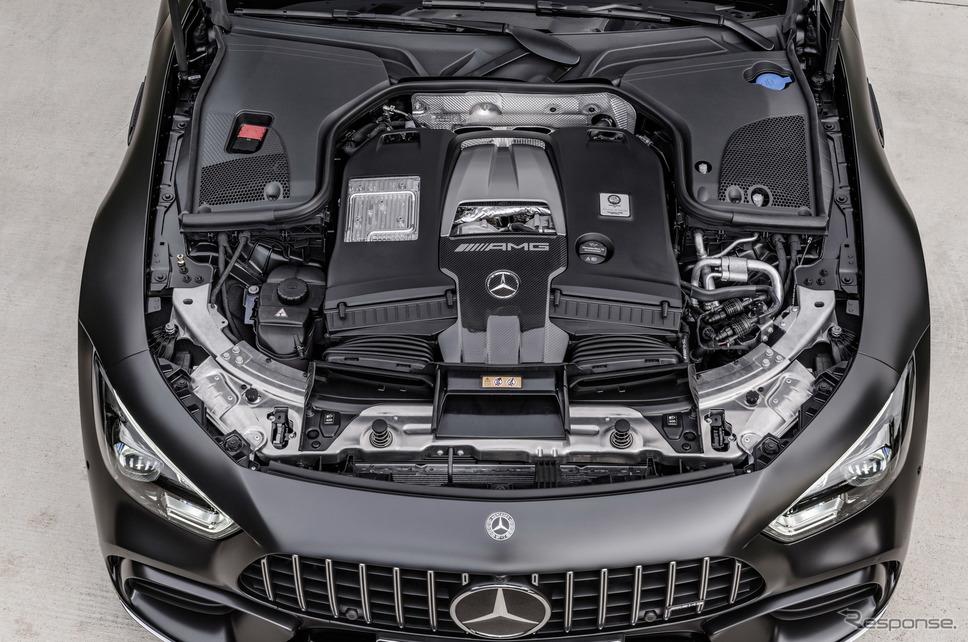 メルセデスAMG GTクーペ 63S 4MATIC+《photo by Mercedes-Benz》