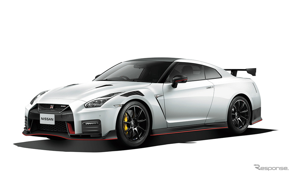 NISSAN GT-R NISMO《画像:日産自動車》