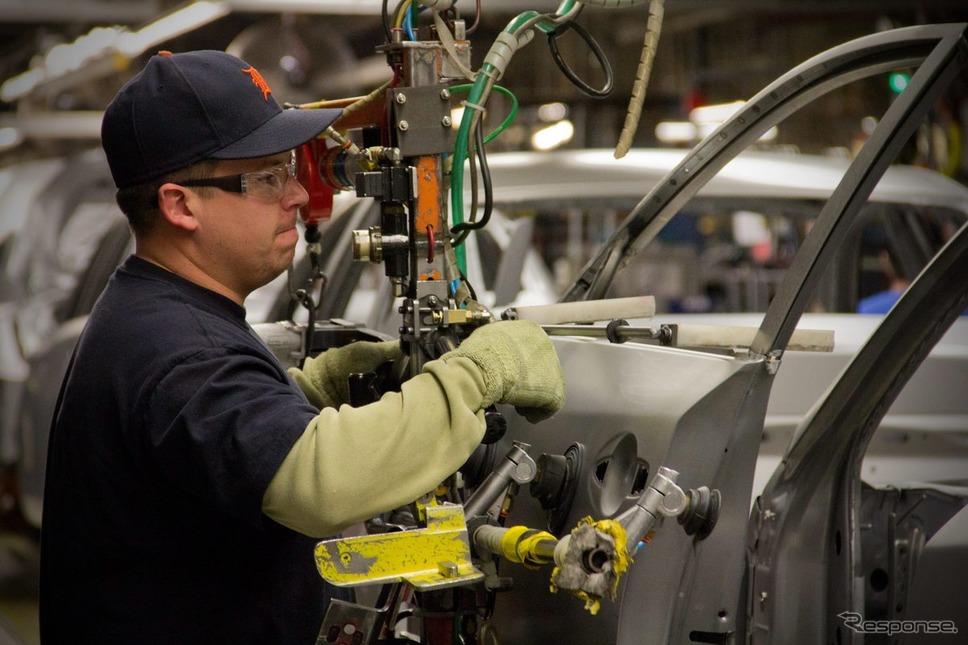 日産自動車、米スマーナ工場《photo by Nissan》