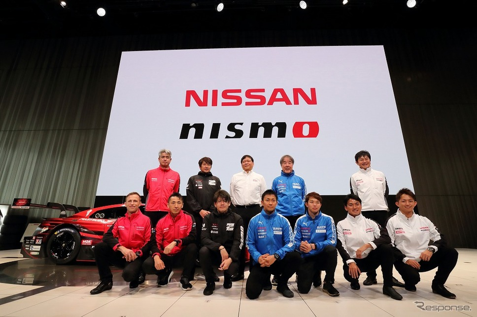 日産/ニスモ、2020年のモータースポーツ活動概要を発表《画像:日産自動車》