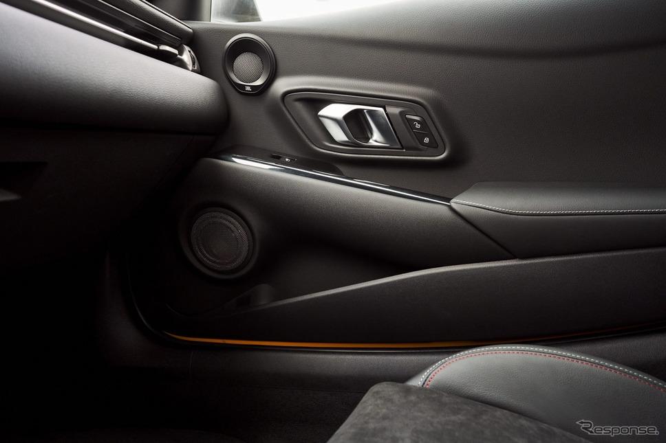 トヨタ GR スープラ 2.0 の2021年モデル(北米仕様)《photo by Toyota》