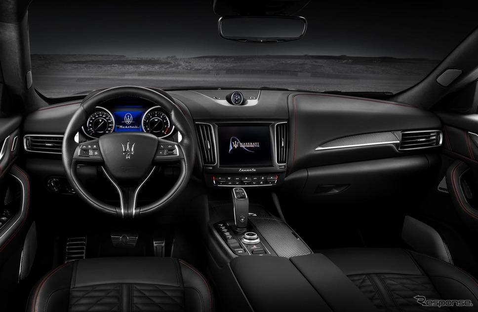 マセラティ・レヴァンテ 現行型(参考画像)《photo by Maserati》