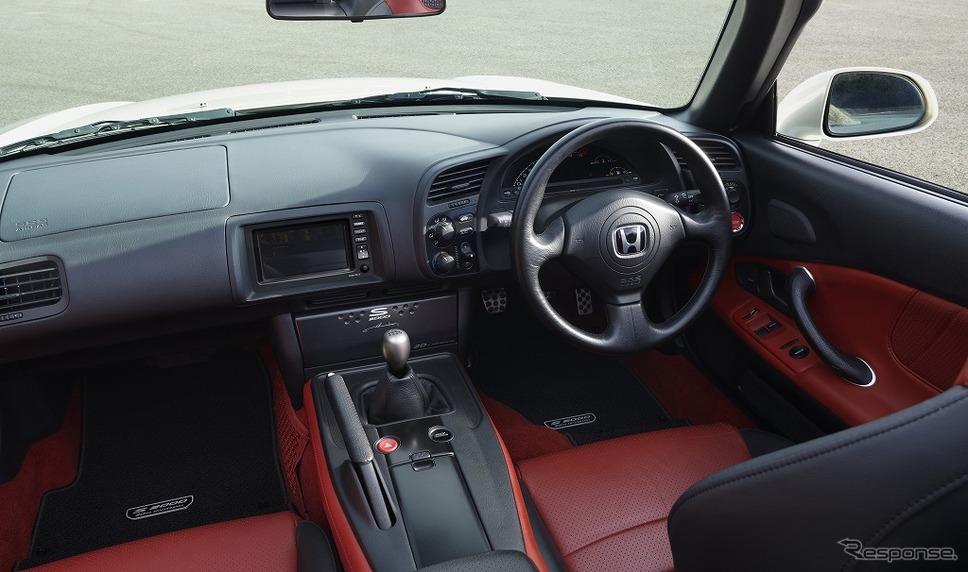ホンダ S2000 純正アイテム装着イメージ《画像:ホンダアクセス》