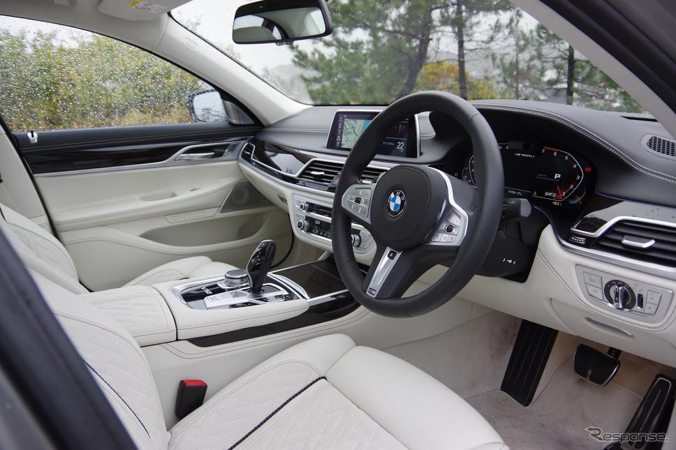 BMW 7シリーズ 新型(M760i xDrive)《撮影 宮崎壮人》