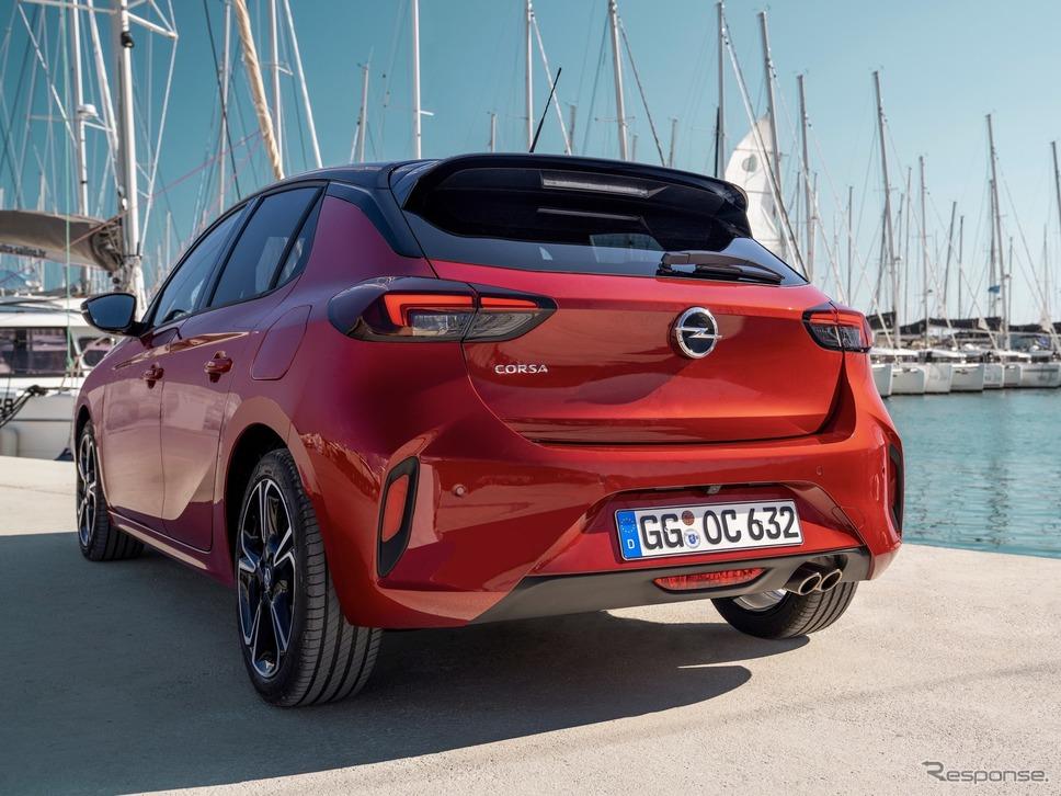 オペル・コルサ《photo by Opel》