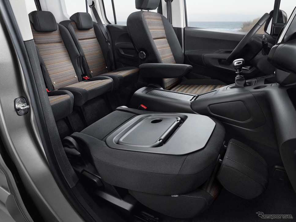 オペル・コンボライフ《photo by Opel》