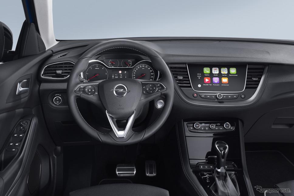 オペル・グランドランドX《photo by Opel》