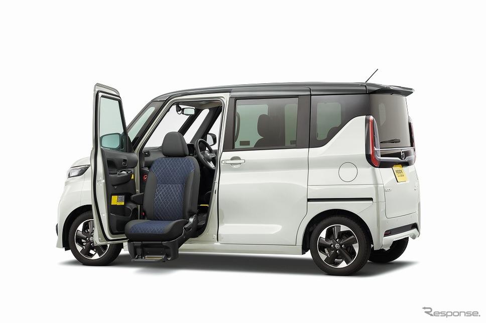 【日産 ルークス 新型】AUTECHブランド第5弾、上質なプレミアムスポーティモデル《画像:日産自動車》