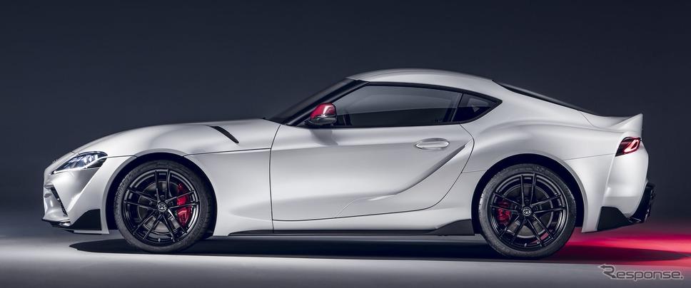 トヨタ GR スープラ 2.0の欧州発売記念限定モデル「富士スピードウェイ・エディション」《photo by Toyota》