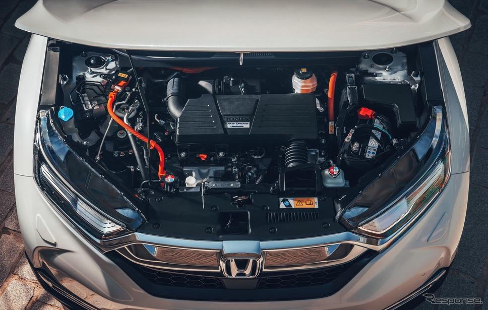 ホンダ CR-V ハイブリッド (欧州仕様)《photo by Honda》