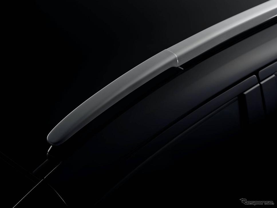 ホンダ・ジャズ(フィットに相当) 新型のクロスター(欧州仕様)《photo by Honda》