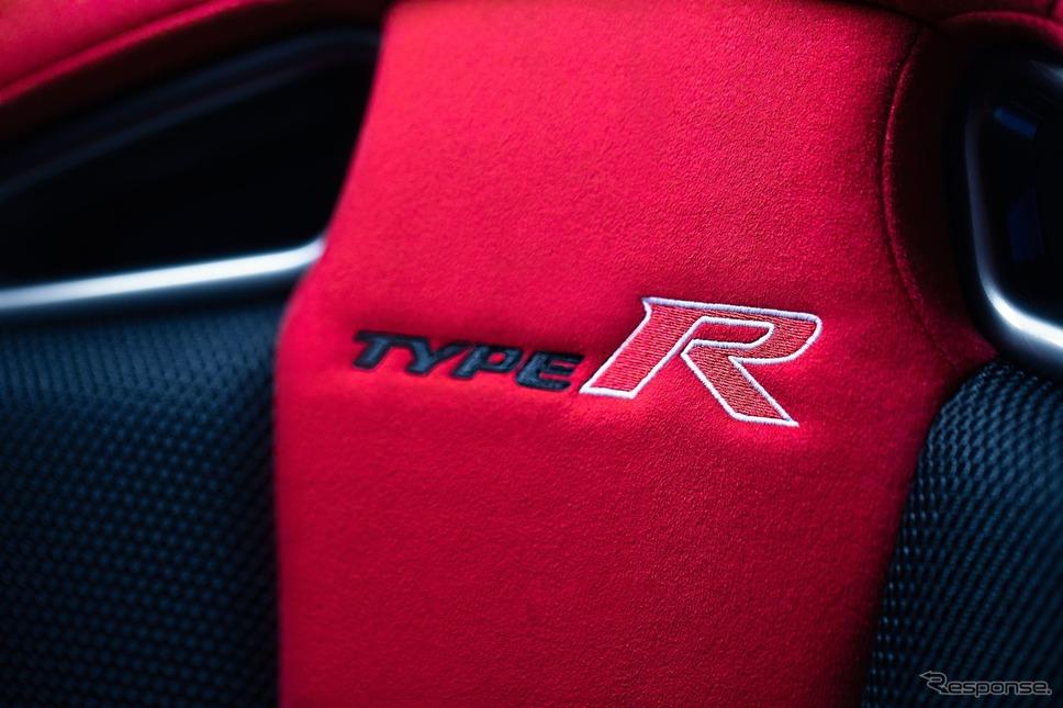 ホンダ・シビック・タイプR 改良新型(欧州仕様)《photo by Honda》