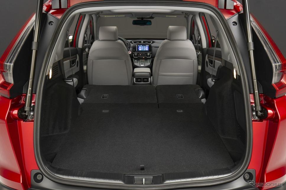 ホンダ CR-V ハイブリッド の2020年モデル(北米仕様)《photo by Honda》