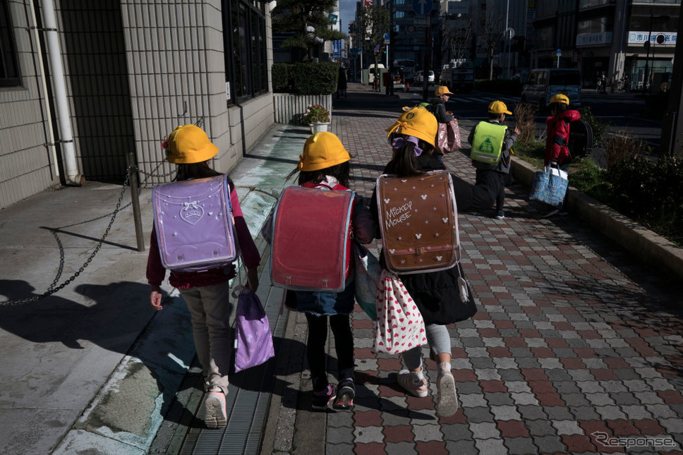 2月27日、東京・市川《photo (c) Getty Images》