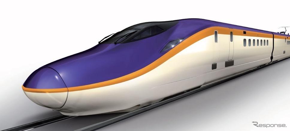 山形新幹線新型のイメージ《出典 東日本旅客鉄道》