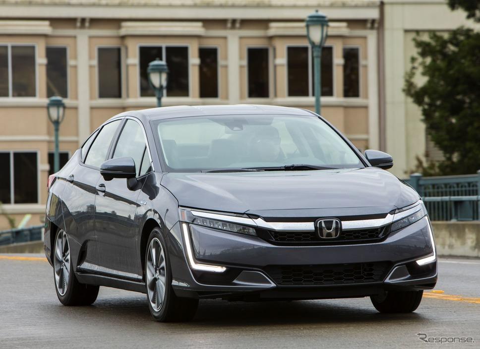 ホンダ・クラリティ PHEV の2020年モデル(北米仕様)《photo by Honda》