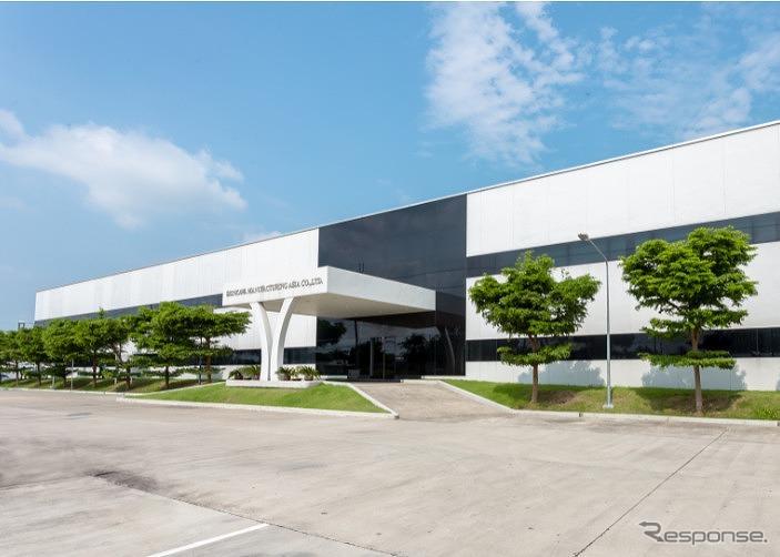 新たにショールームが設けられる事業所《画像:ヤマハ発動機》