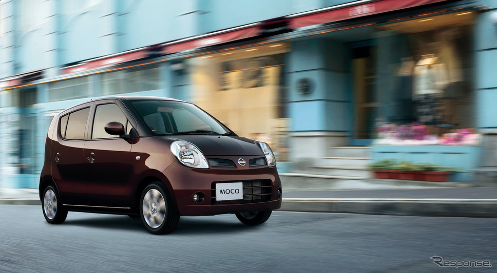 日産モコ(2006年〜)《写真 日産自動車》