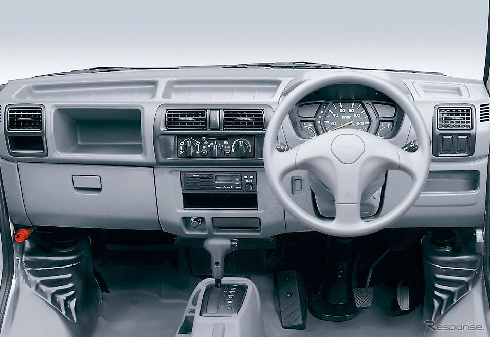 クリッパー・バン(2003年〜)《写真 日産自動車》