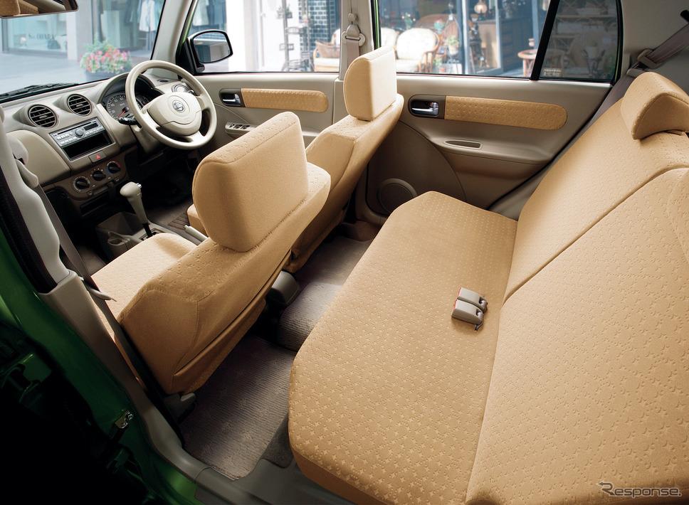 日産ピノ(2007年〜)《写真 日産自動車》