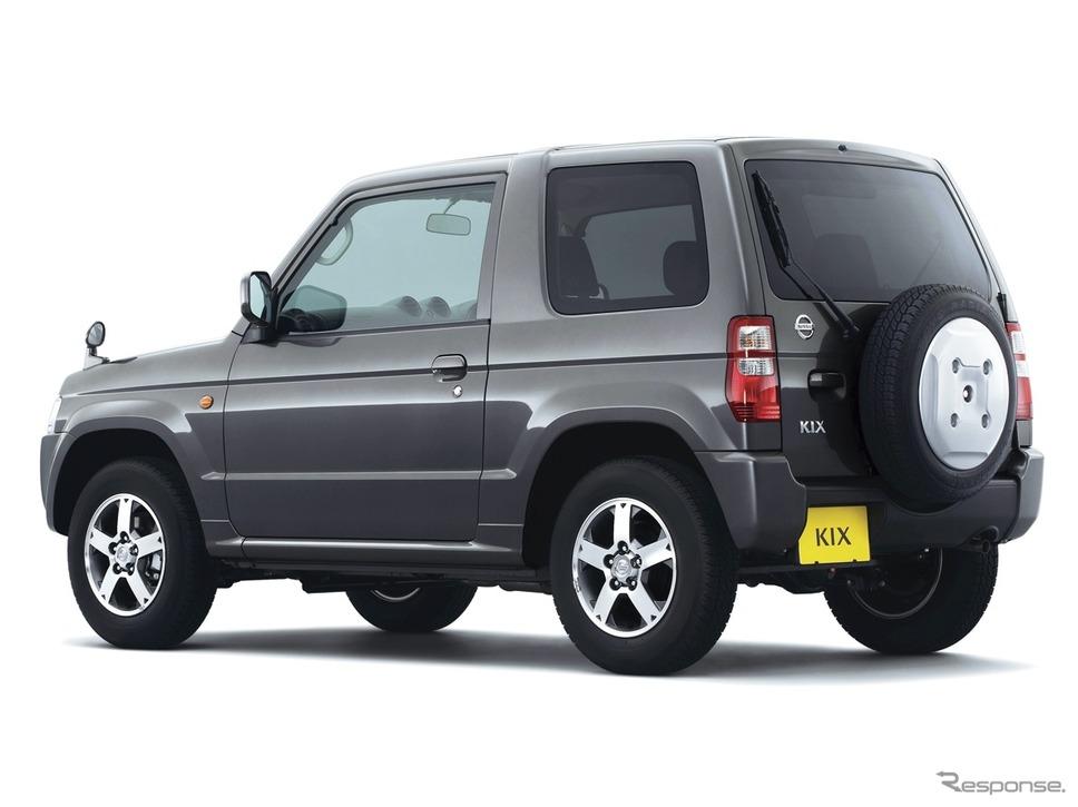 日産キックス(2008年〜)《写真 日産自動車》
