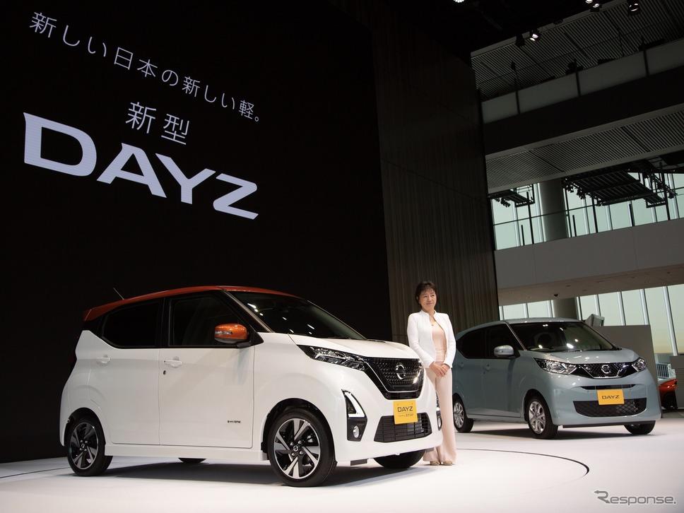 日産デイズ(2020年〜)《写真 日産自動車》
