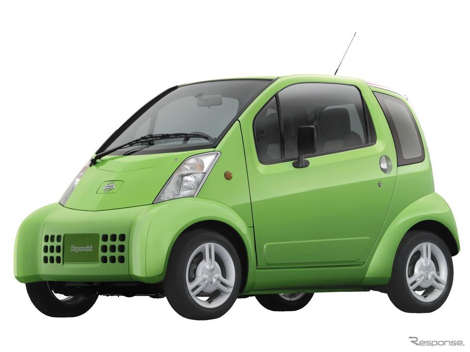 日産ハイパーミニ(1999年〜)《写真 日産自動車》