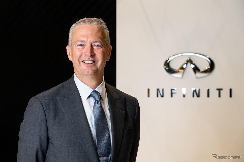 インフィニティモーターカンパニーの会長に4月1日付けで就任するマイク ・コレラン氏《photo by Infiniti》