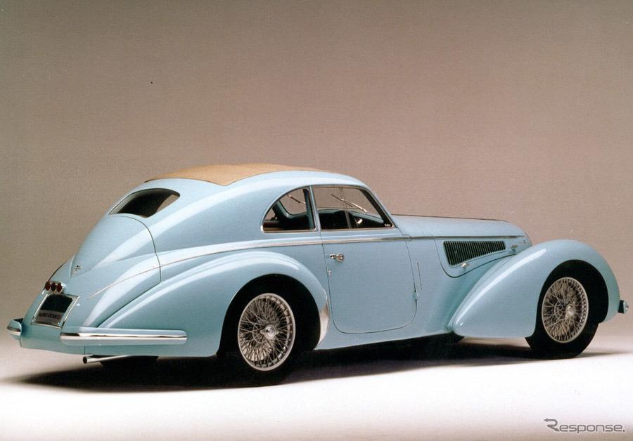 アルファロメオ8C 2900B(1938年)《photo by FCA》