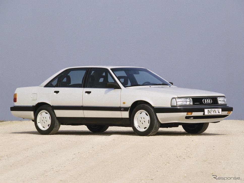200(1984年)《photo by Audi》