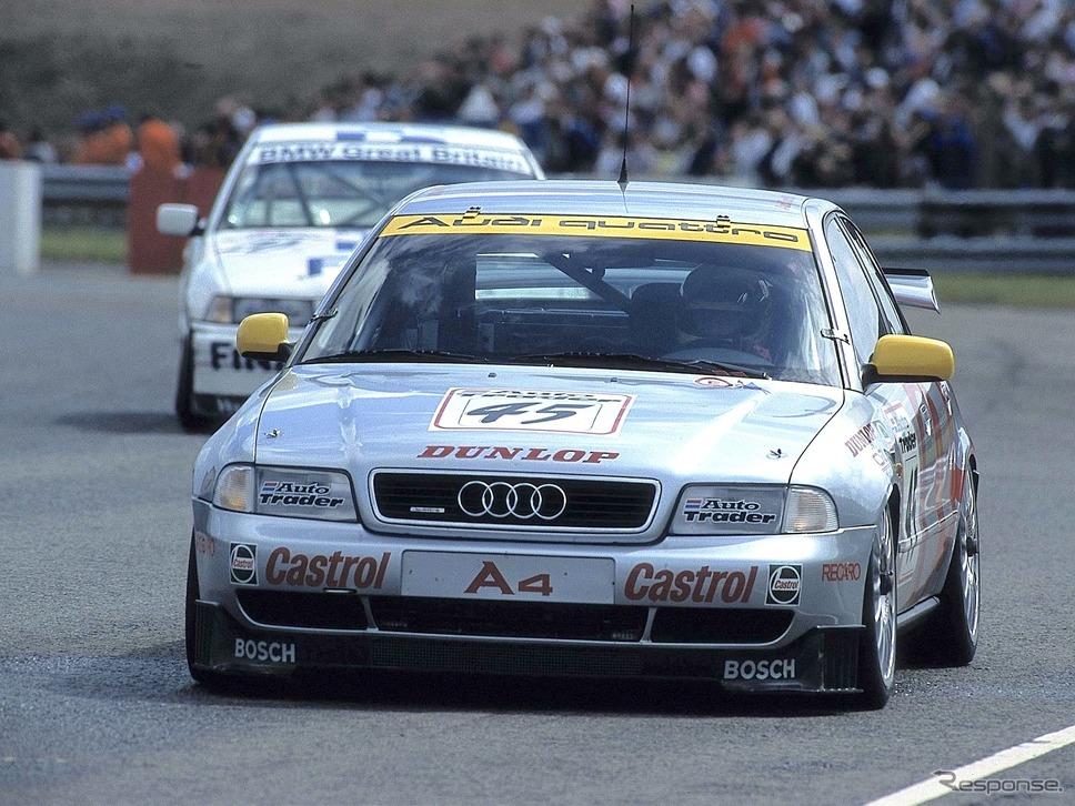 A4スーパーツーリング(1996年)《photo by Audi》