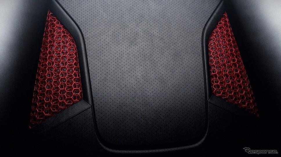 ポルシェが開発した「3Dプリントボディフォームフルバケットシート」《photo by Porsche》