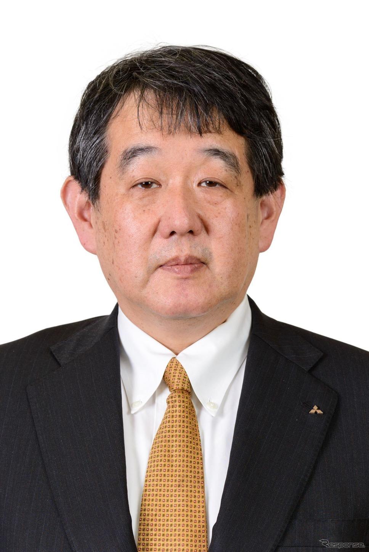 ミツビシ・モータース・ノース・アメリカの新社長兼CEOに指名された横澤陽一氏《photo by Mitsubishi Motors》